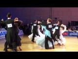 Viennese Waltz. Daikin Champions Ball 2013